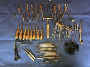 Dental Surgical Extraction Instruments