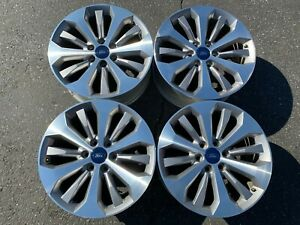 2019 Ford F150 Factory 20 Wheels Oem Rims 10006 Fx2 Fx4 Stx Fl34100ha