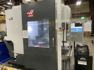 Haas Umc 750ss Cnc 5 axis Vertical Machining Center For Sale