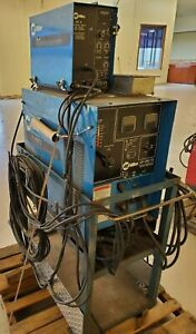 Miller Cp 250 Ts 3 Phase Wirefeed Welder With Xra Extended Reach Air Cooled