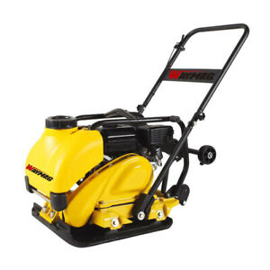 Waymag 21 X 20 Vibratory Plate Compactor