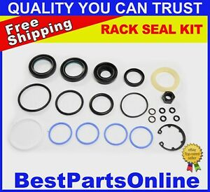 Power Steering Rack And Pinion Seal Kit For Bmw Z3 1996 2002 All