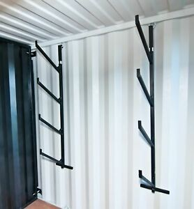 Cargo Container Conex Container Large Steel Hanging Pipe Rack Bracket