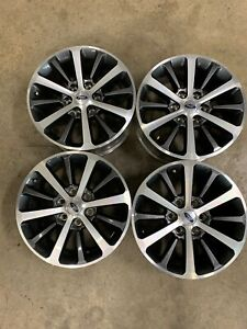 18 Inch Ford Expedition 2003 2020 Oem Factory Original Alloy Wheel Rim Set 1 13