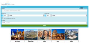 Hotel Travel Website With Commition Up To 3 A Booking