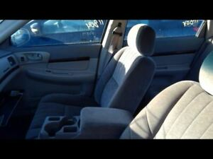 Passenger Front Seat Bench Opt Am6 Split 60 40 Cloth Fits 00 05 Impala 628034