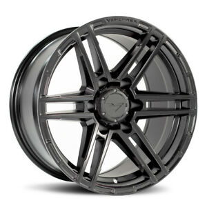 17 Venom Rex 602 Forged Concave Wheels Rims Fits Toyota Tacoma 4runner