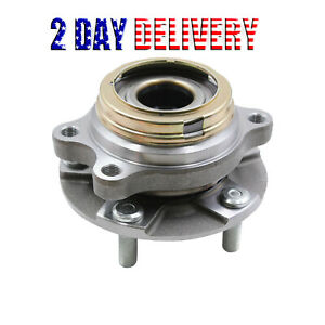 Front Wheel Bearing Hub Assembly Left Or Right For 07 12 Nissan Altima 513294