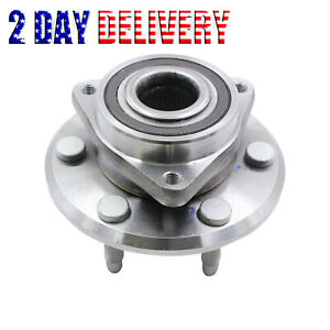 Front Or Rear Wheel Bearing Hub Assembly Left Right Fits Chevy Traverse Buick
