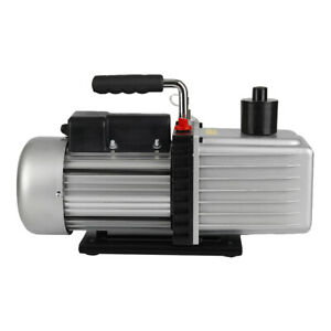 Twice 2tw 6g 12cfm Double Stage Rotary Vane Vacuum Pump
