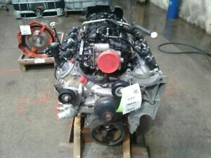 2007 2008 Gmc Envoy Engine Motor 5 3l Vin M 8th Digit Option Lh6