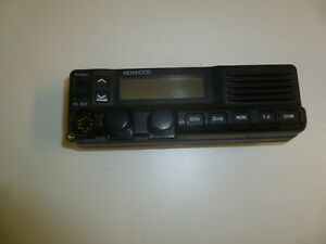Oem Kenwood Kch 10 Tk690h Tk790h Tk890h Radio Control Head Built In Speaker