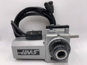 Haas Ha5c 5c Collet Sigma 1 4th Axis Rotary Table Indexer 100 Serviced