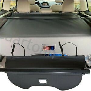 Upgrade Rear Trunk Security Cargo Cover Shade Blind For 2013 2019 Ford Escape