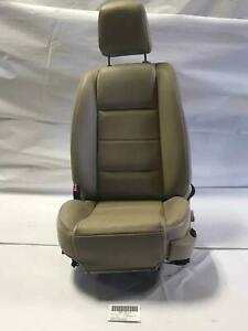 2005 Mustang Left Driver Side Bucket Seat Tan Leather Electric free Shipping