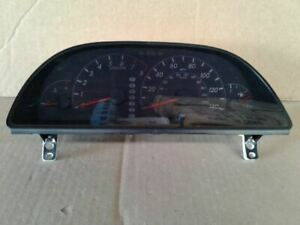 Speedometer Cluster Mph 4 Cylinder Le White Numbers Fits 05 06 Camry 414421
