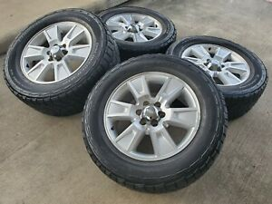 20 Ford F 150 Expedition Fx 4 Rims Wheels Tires 2011 2012 2013 2014 2015 3787