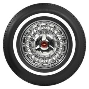 Coker American Classic 1 Wide White Wall Radial Tire P235 75r14