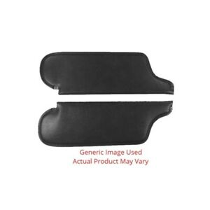 Sun Visor For 1953 1955 Ford Truck 2 Dr Pickup Smooth Black