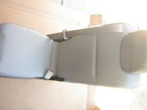 Ford Super Duty F 250 350 450 550 Jump Middle Center Console Seat Belt Gray
