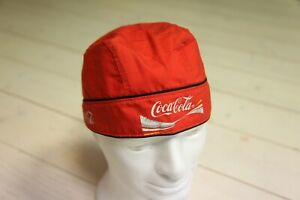 Vintage Coca-Cola fabric hat headwear unisex One Size Fits All