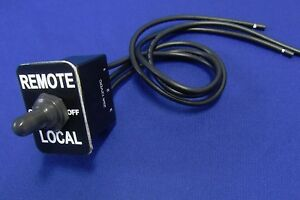 The Best Remote Sealed Switch Fits Lincoln Welder Sa 200 250 Black Tag Apm Boot