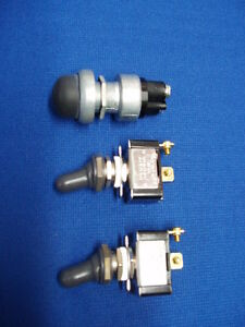 Lot Fits Lincoln Welder Sa 200 250 Gas Toggle Starter Switch W Apm Boots