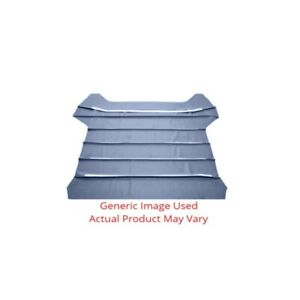 Headliner Sunvisor Material For Automotive Car And Truck 2dr Tier Dark Blue