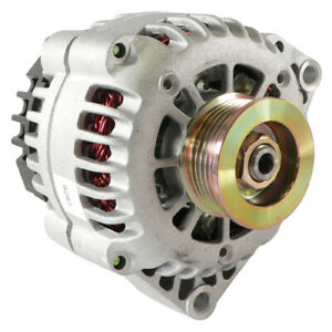 New 220 Amp Alternator For Gmc Jimmy 4 3l 2001 2005 10480288 10464462