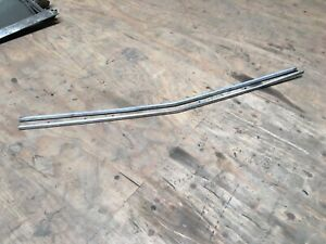 1969 69 Plymouth Gtx Grill Grille Trim Stainless Chrome Oem