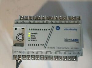 Allen bradley 1761 l16bwa Micrologix 1000 Tested