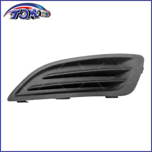 Front Bumper Fog Light Cover Lh For 2014 2019 Ford Fiesta