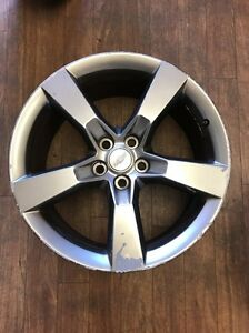 2010 2011 2012 2013 2014 Chevrolet Camaro Oem 20 Rear Wheel Rim 5446 a23