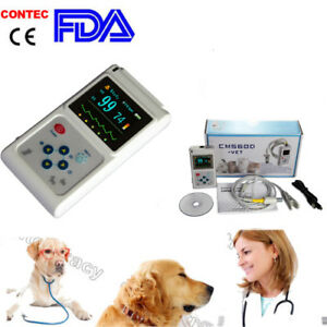 Promotion Veterinary Use Pulse Oximeter Blood Oxygen Saturation Monitor With Sw