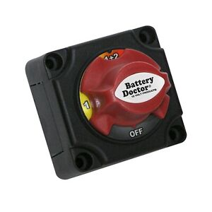 Wirthco 20393 Battery Doctor Battery Disconnect Switch