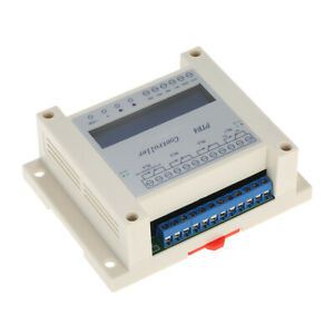 4 channel 99 Programmable Digital Time Relay Timer Controller Delay F2z5