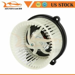 For 1998 2001 Kia Sportage A c Front Heater Blower Motor W fan Cage