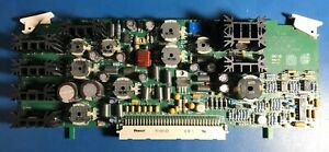 Anritsu wiltron D37418 3 3f A18 Power Supply Board Tested