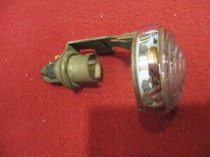 Original Lucas L513 Side Or Parking Lamp Jaguar Xk120 Xk 140 Xk150 Mk Vii Ix 1