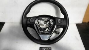 Steering Wheel W Bluetooth And Radio Controls Fits 2014 Toyota Corolla 81396
