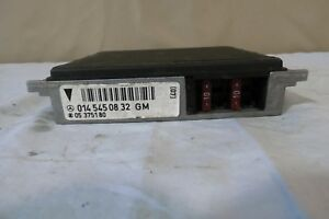 94 95 Mercedes R129 Sl320 300sl General Basic Control Module Unit Brain Gm Gbm