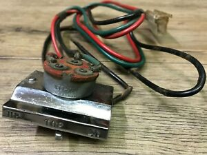 1966 1967 Pontiac Gto Lemans Convertible Used Gm Dash Power Top Switch Oem