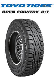 4 New Lt305 70 16 Toyo Open Country Rt 10ply 3057016 305 70 16