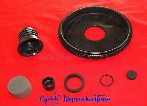 1962 1963 Cadillac Power Brake Booster Rebuild Kit Bendix