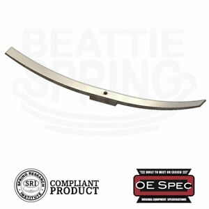 Rear Leaf Spring For Chevy C R K V 30 3500 Helper Main Leaf Oe Sri Spec