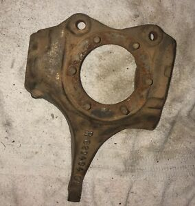 Dodge Dana 44 Flat Top Knuckle Passenger Side M880 Powerwagon