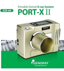 Genoray Portable X ray Ii System Portable Compact And Wireless Dc X ray Freship