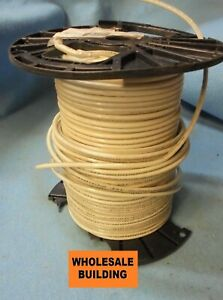 American Insulated Wire 1252100500s 10 Awg 19 Stand 200 Ft White