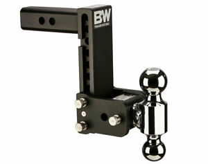 B w Ts10040b in Stock Tow Stow 2 Receiver Hitch 2 2 5 16 Ball Sizes