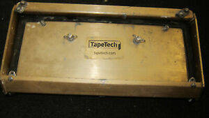 Tapetech 12 Inch Easy Clean Flat Box